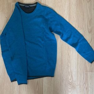 Men's 100% Wool Sweater